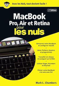Télécharger le livre : MacBook pour les Nuls poche, 2e édition