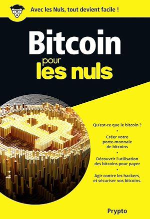 Téléchargez le livre :  Bitcoin pour les Nuls poche