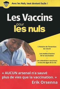 Télécharger le livre : Les vaccins pour les Nuls poche