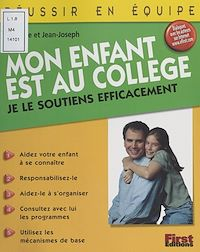 Téléchargez le livre :  Mon enfant est au collège