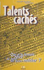 Télécharger le livre :  Talents cachés