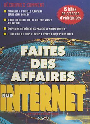 Téléchargez le livre :  Faites des affaires sur internet