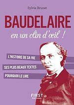 Télécharger le livre :  Petit livre de - Baudelaire en un clin d'oeil