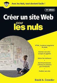 Télécharger le livre : Créer un site Web pour les Nuls poche, 10e édition