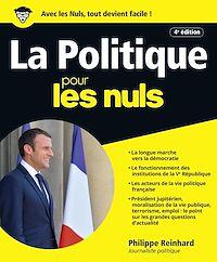 Télécharger le livre : La Politique pour les Nuls, grand format 4e édition