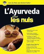 Télécharger le livre :  L'Ayurveda pour les Nuls, grand format