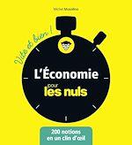 Télécharger le livre :  L'économie pour les Nuls - Vite et Bien