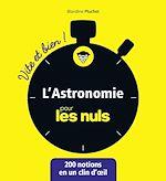Télécharger le livre :  L'astronomie pour les Nuls - Vite et Bien