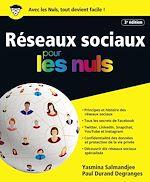 Télécharger le livre :  Les réseaux sociaux pour les Nuls, grand format, 3e édition