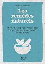 Télécharger le livre :  Petit Livre de - Les remèdes au naturels - 150 remèdes pour prendre soin de soi, entretenir sa maison et son jardin