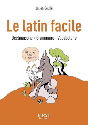 Téléchargez le livre :  Petit livre - Latin facile