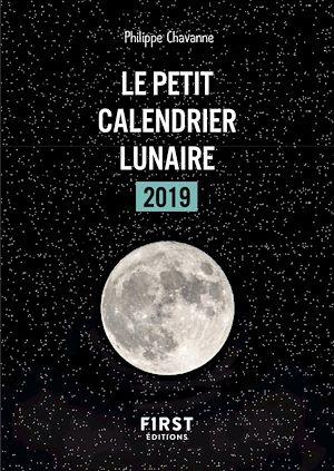 Téléchargez le livre :  Petit livre - Calendrier lunaire 2019