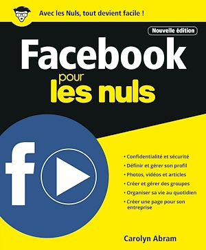 Téléchargez le livre :  Facebook pour les Nuls, Nelle édition