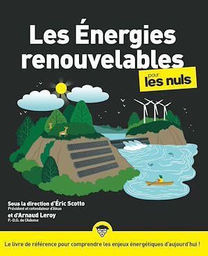 Téléchargez le livre :  Les énergies renouvelables pour les Nuls, grand format
