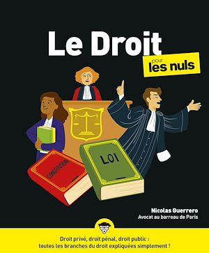 Téléchargez le livre :  Le Droit pour les Nuls, grand format, 2ed éd.