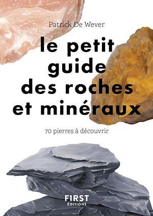 Téléchargez le livre :  Le petit guide des roches et minéraux : 70 pierres à découvrir