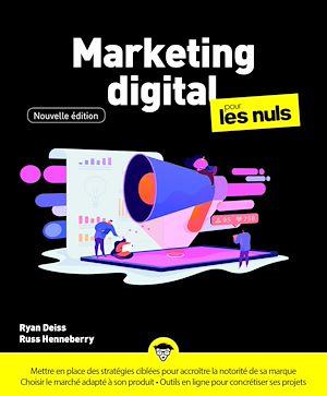 Téléchargez le livre :  Marketing digital Pour les Nuls, nelle éd.