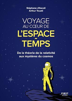 Téléchargez le livre :  Voyage au coeur de l'espace-temps : De la théorie de la relativité aux mystères du cosmos.