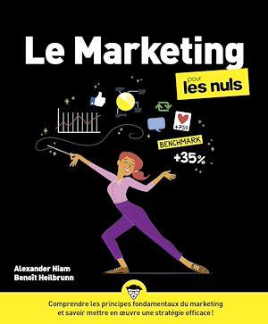 Téléchargez le livre :  Le Marketing pour les Nuls , grand format , 4è éd