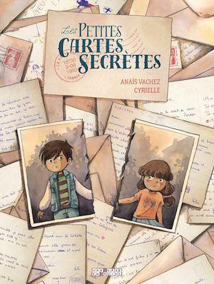 Téléchargez le livre :  Les Petites Cartes Secrètes