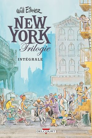 Téléchargez le livre :  New York Trilogie - Intégrale