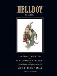 Télécharger le livre : Hellboy Deluxe T02