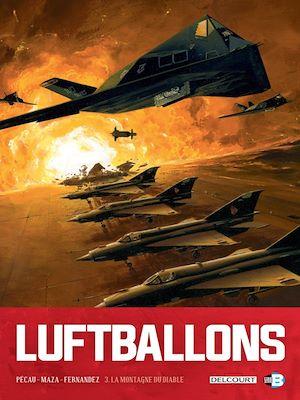 Téléchargez le livre :  Luftballons T03