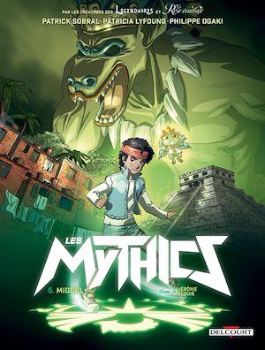 Téléchargez le livre :  Les Mythics T05