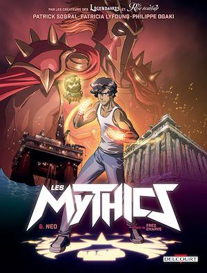 Téléchargez le livre :  Les Mythics T06