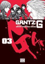 Télécharger le livre :  Gantz G T03