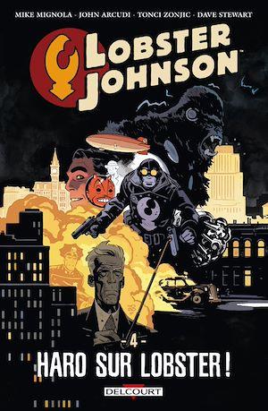 Téléchargez le livre :  Lobster Johnson T04