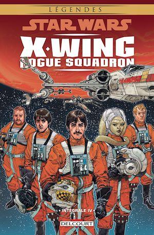 Téléchargez le livre :  Star Wars - X-Wing Rogue Squadron - Intégrale IV