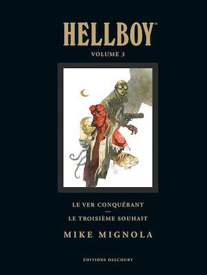 Téléchargez le livre :  Hellboy Deluxe T03