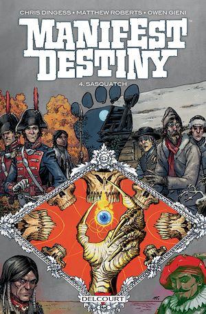 Téléchargez le livre :  Manifest destiny T04