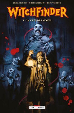 Téléchargez le livre :  Witchfinder T04
