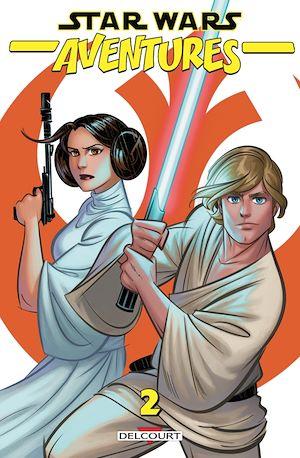 Téléchargez le livre :  Star Wars - Aventures T02