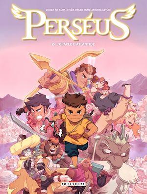Téléchargez le livre :  Perséus T02