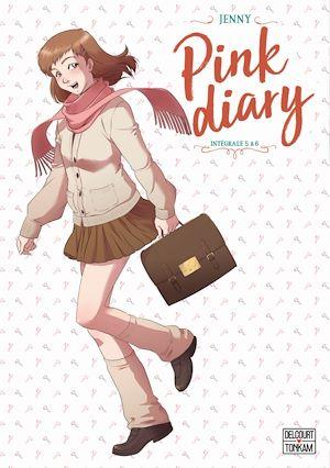 Téléchargez le livre :  Pink diary T05 & T06