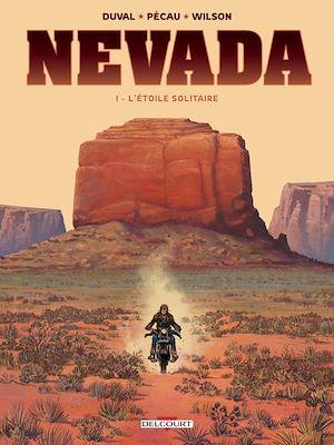 Téléchargez le livre :  Nevada T01