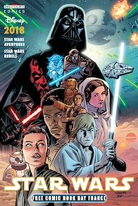 Télécharger le livre : Free comic book day 2018 - Star Wars