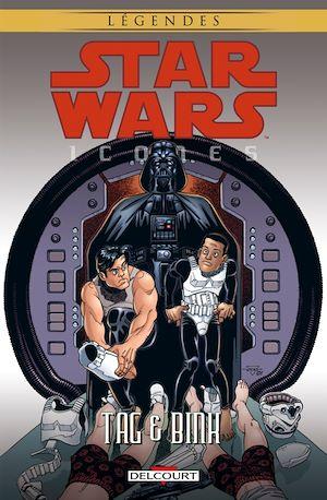 Téléchargez le livre :  Star Wars Icones T07
