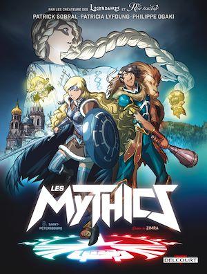 Téléchargez le livre :  Les Mythics T08