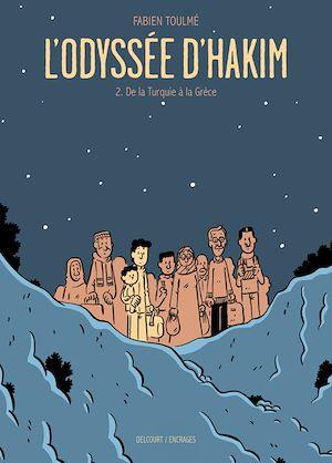 Téléchargez le livre :  L'Odyssée d'Hakim T02