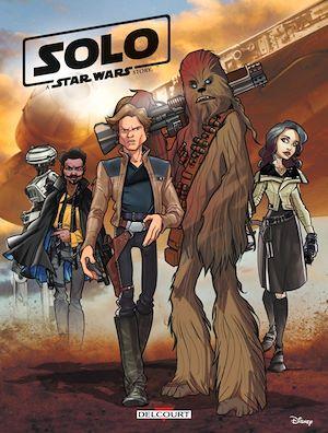 Téléchargez le livre :  Star Wars : Solo (Jeunesse)