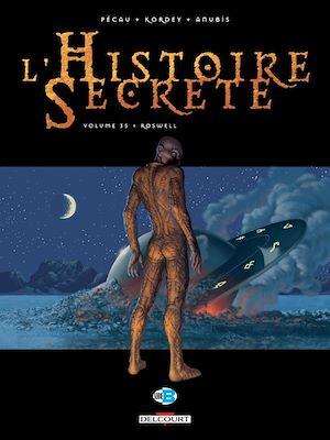 Téléchargez le livre :  L'Histoire secrète T35