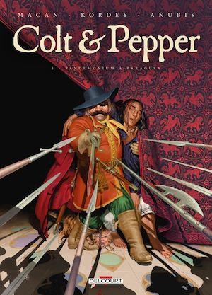 Téléchargez le livre :  Colt et pepper T01