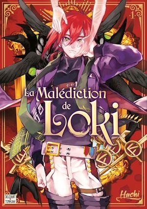 Téléchargez le livre :  La Malédiction de Loki T01
