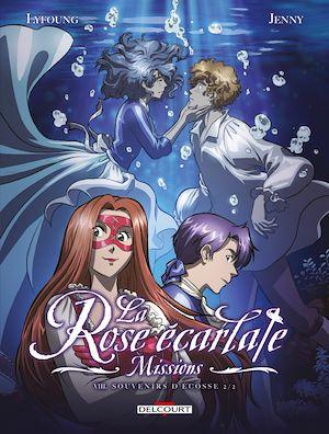 Téléchargez le livre :  La Rose écarlate - Missions T08