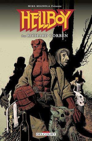 Téléchargez le livre :  Hellboy - Édition Spéciale Richard Corben