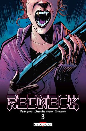 Téléchargez le livre :  Redneck T03